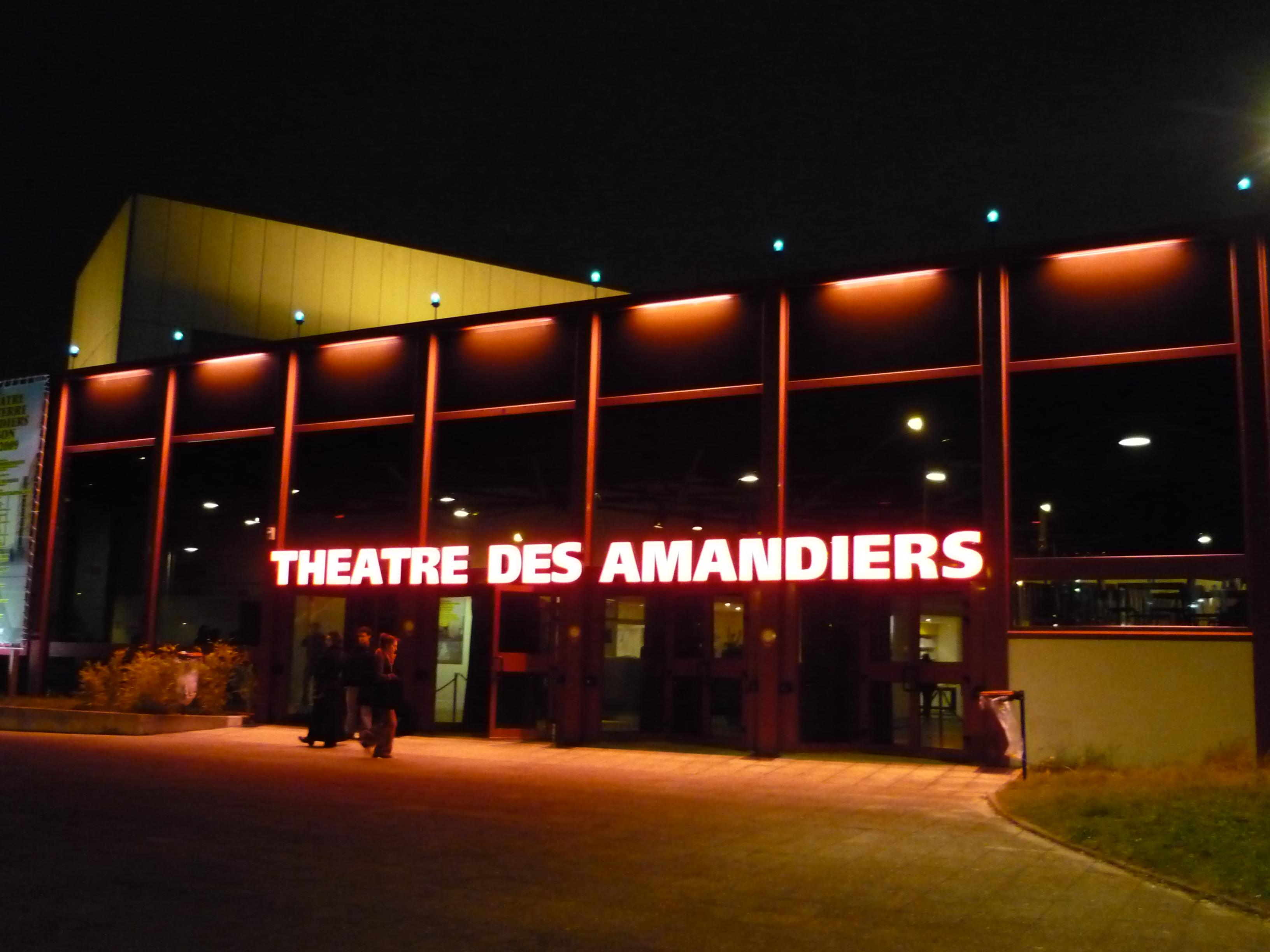Theatre Des Amandiers Nanterre Adresse