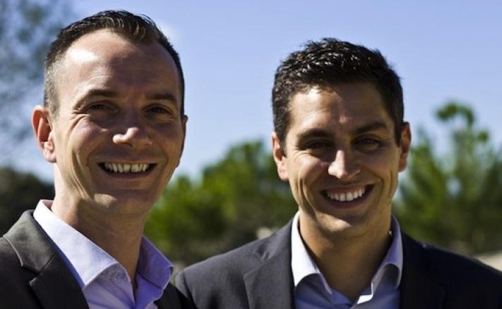 Bruno Boileau et Vincent Autin sont les premiers mariés gays français.