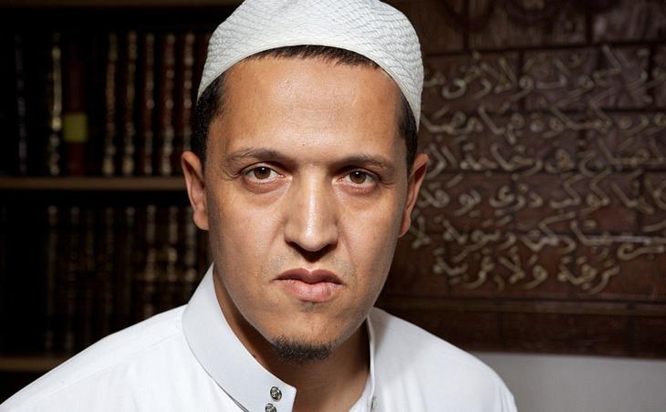 Hassen Chalghoumi, l'imam de Drancy