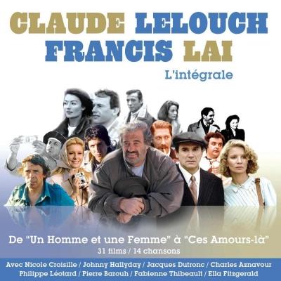 Bande-originale des films de Claude Lelouch par Francis Lai