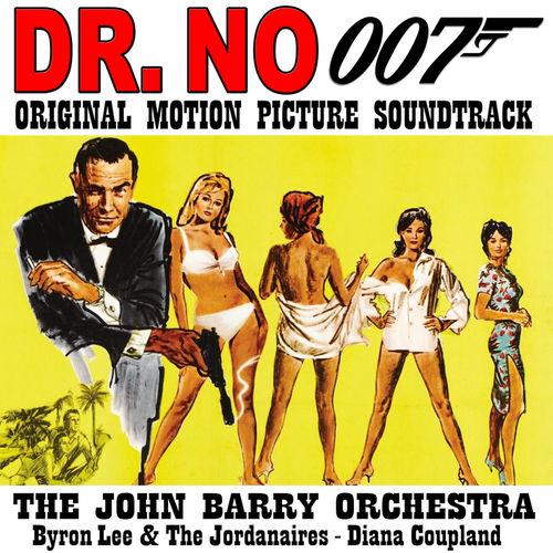 Bande-originale de John Barry pour Dr No