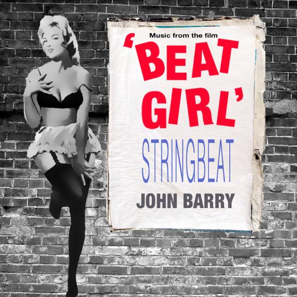 Bande-originale de The beat girl