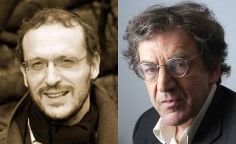 René Lévy et Alain Finkielkraut