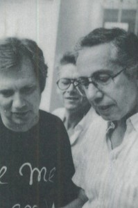 Ben et Marcel Fleiss, Art Jonction, 1989, photo David Fleiss
