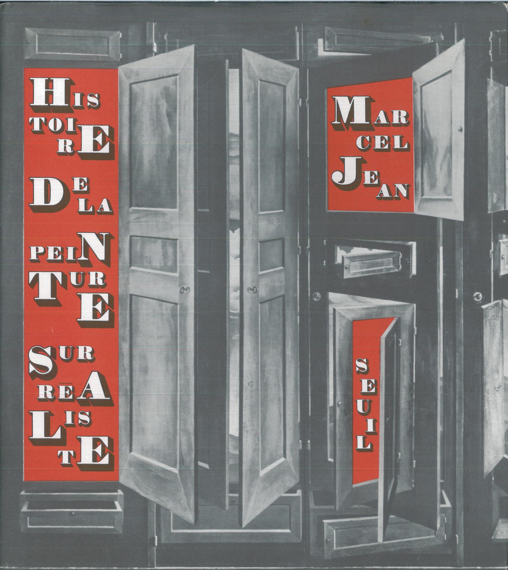 16-7-Marcel-Jean-Histoire-de-la-peinture-surrealiste-Paris-Editions-Seuil-1959
