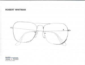 Robert Whitman, Paris, Galerie-1900-2000, 2011