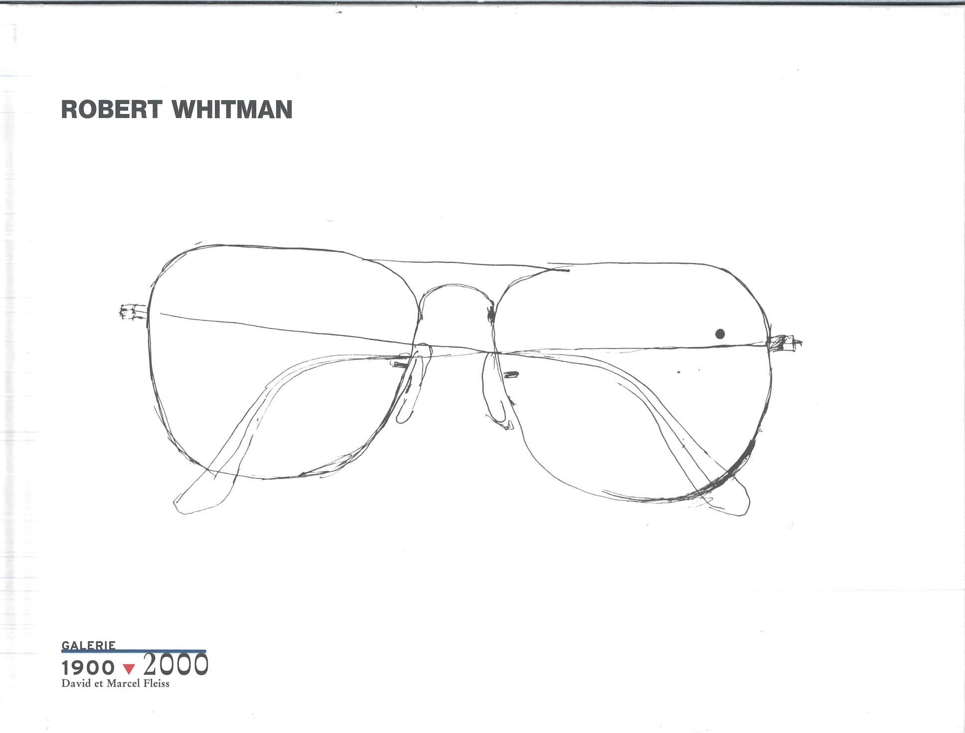 18-2-Robert-Whitman-Paris-Galerie-1900-2000-2011