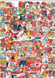 Erro, peintures des années 60, Paris, Galerie 1900-2000, 1991
