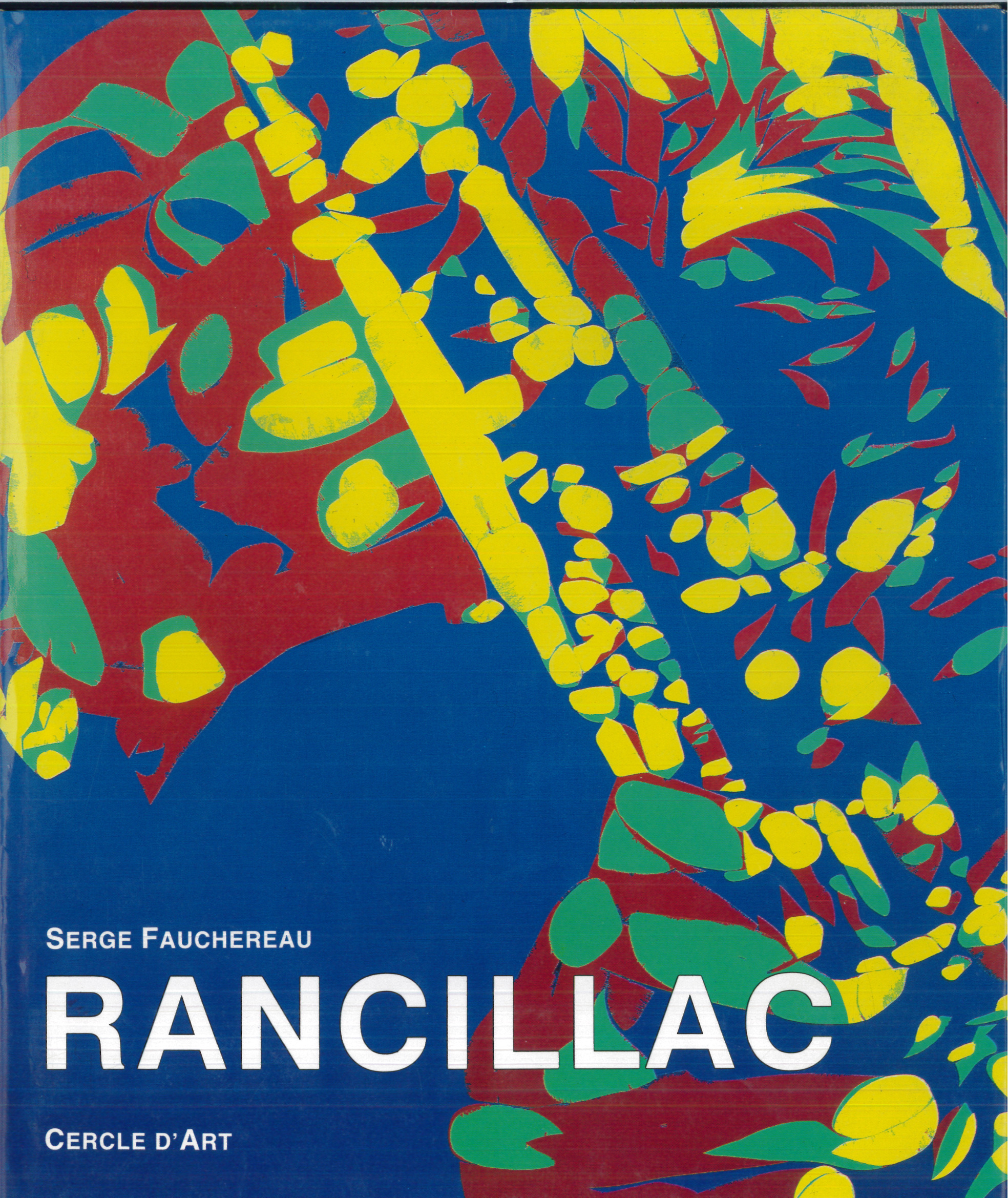 21-2-Serge-Fauchereau-Bernard-Rancillac-Paris-Cercle-d-Art-1991