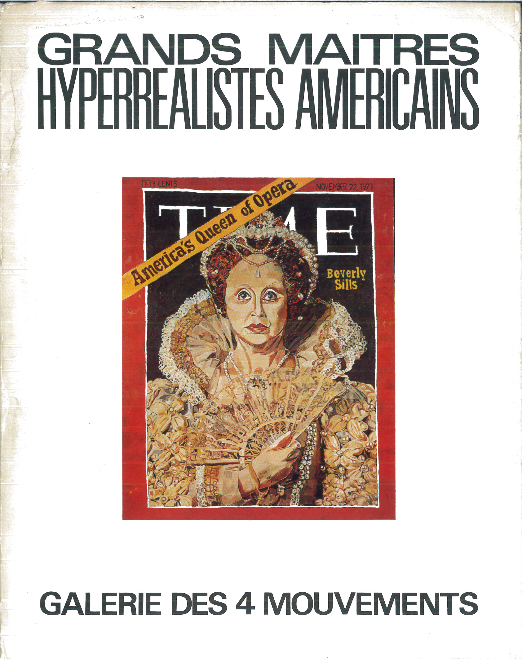 4-1-Grands-Maitres-Hyperrealistes-Americains-Paris-Galerie-des-4-Mouvements-1973