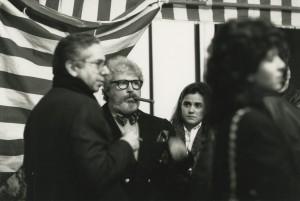 Marcel Fleiss et Jo Soares