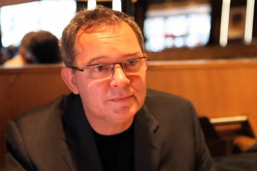 Didier François, journaliste francais porté disparu en Syrie.