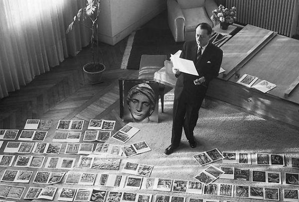 André Malraux et l'idée de «Musée imaginaire»