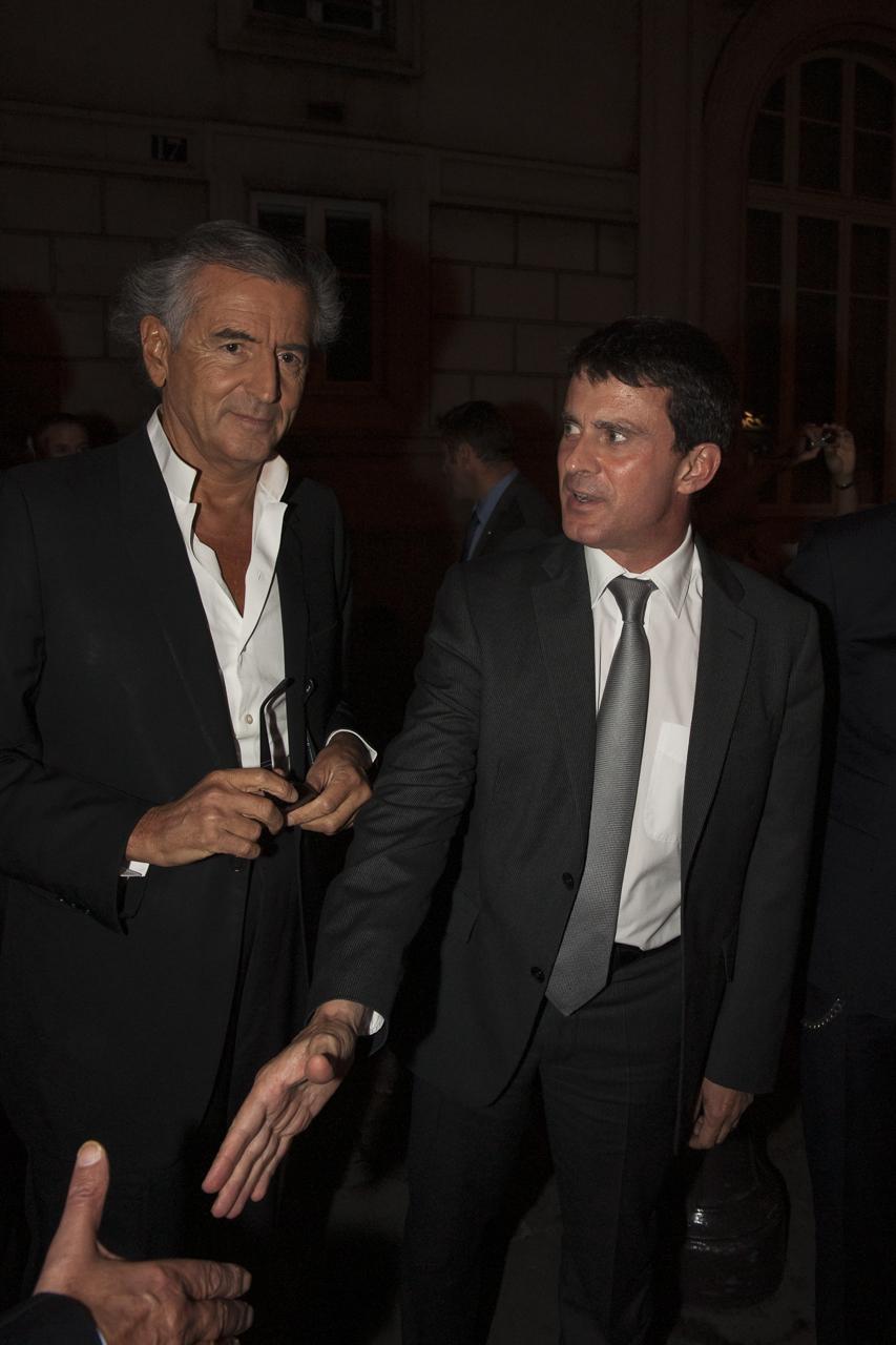 Bernard-Henri-Levy_Manuel_Valls