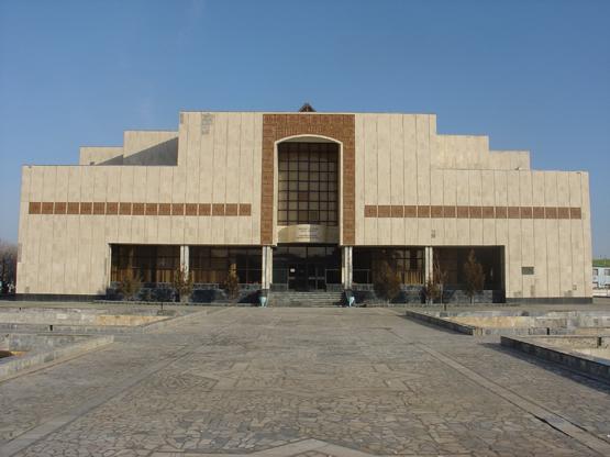 Le musée Savitsky