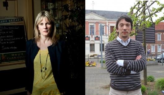 Anna Rosso Roig et Arnaud Cléré ont quitté le Front national