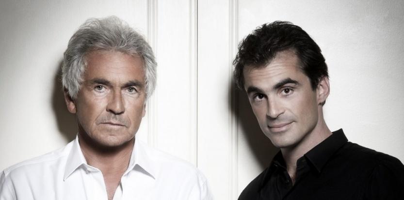 Jean-Paul et Raphaël Enthoven ont remporté le Prix Femina Essai 2013 pour leur Dictionnaire amoureux de Proust.
