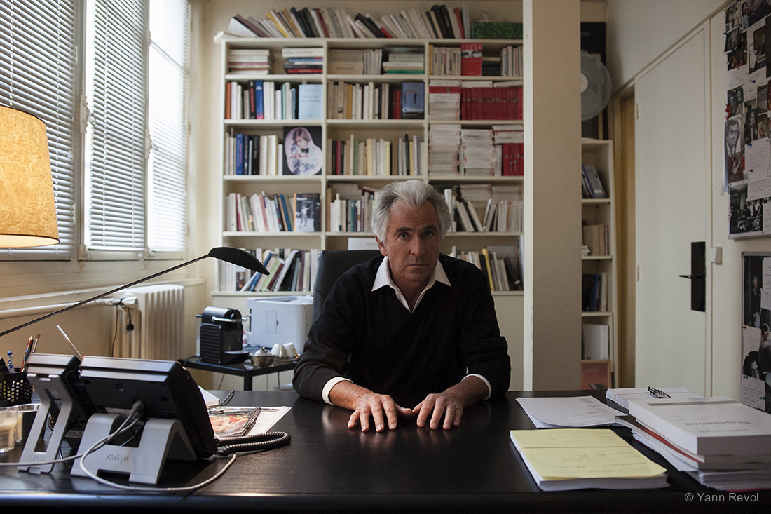 Jean-Paul Enthoven © Yann Revol