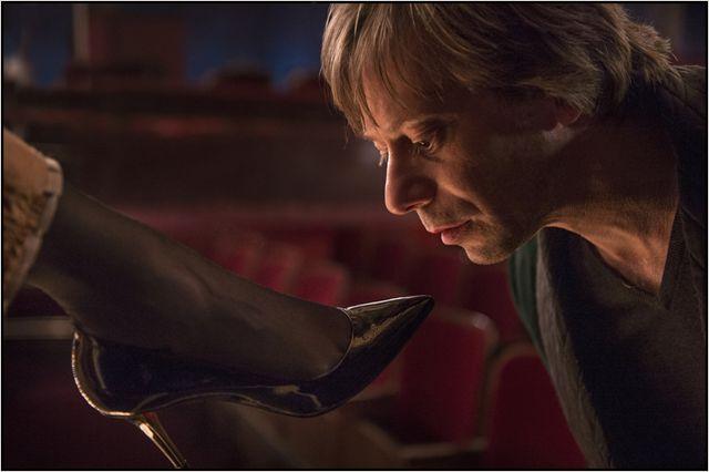 Mathieu Amalric dans La Vénus à la fourrure, de Roman Polanski.