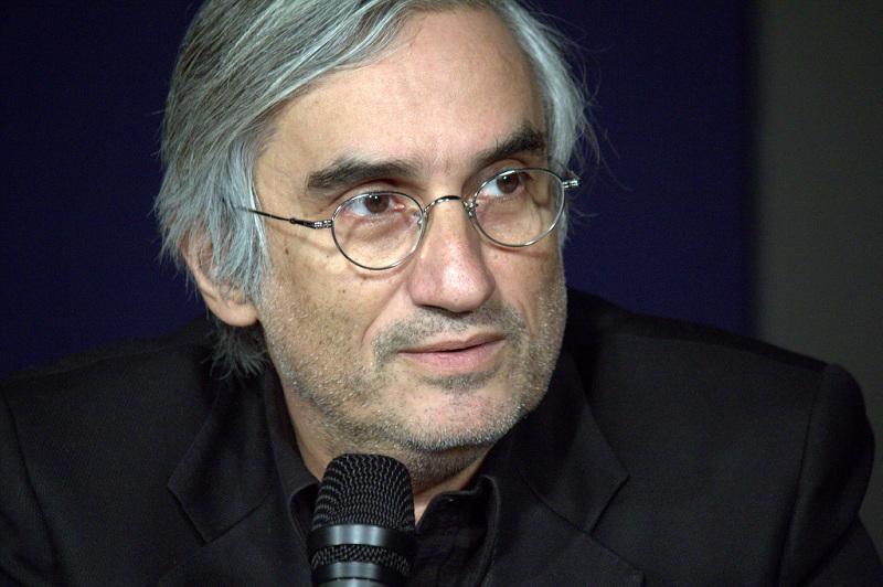 Maurice Szafran. Photo : Yann Revol