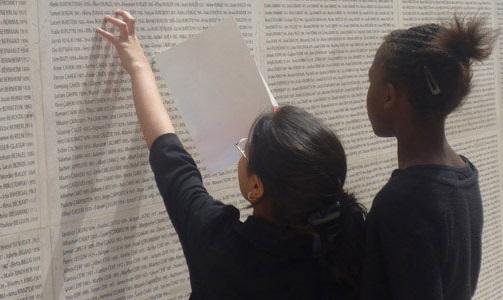 Une quinzaine d'instituteurs ont suivi une université d'été à Paris, organisée par le Mémorial de la Shoah.