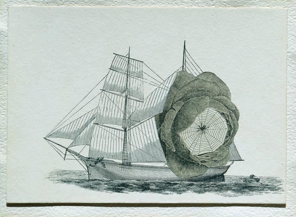 Joseph Cornell, Collage, 1931