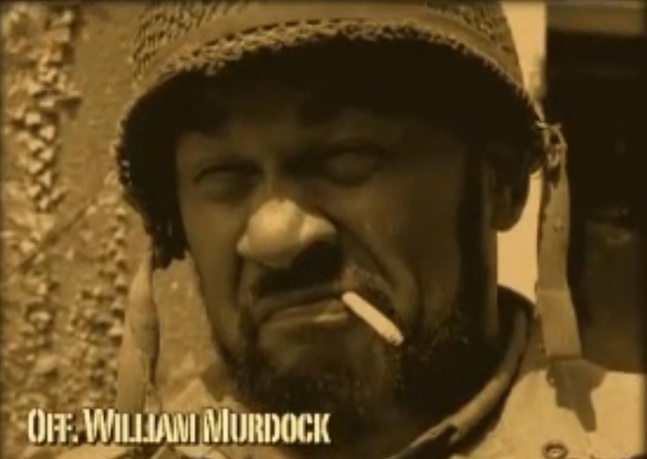 Dieudonné en Nazi dans son film, L'Antisémite.