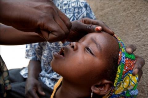 Blocage de la campagne de vaccination anti-polio