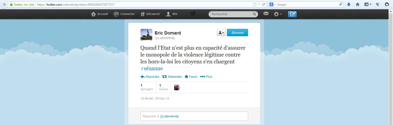 Eric-Domard-29-11-13-Violence-legitime