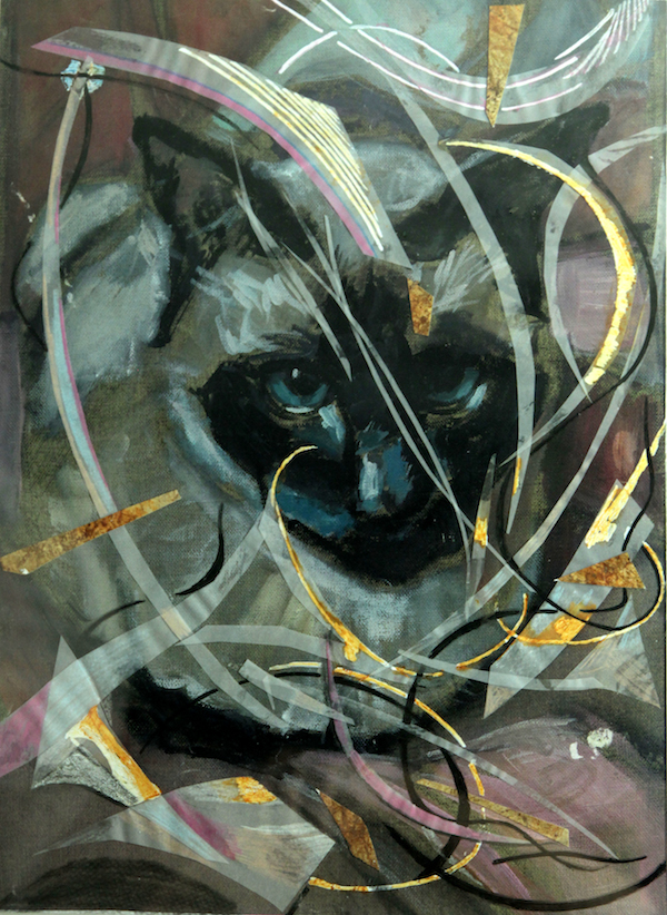 Lucrèce, le chat de Derrida