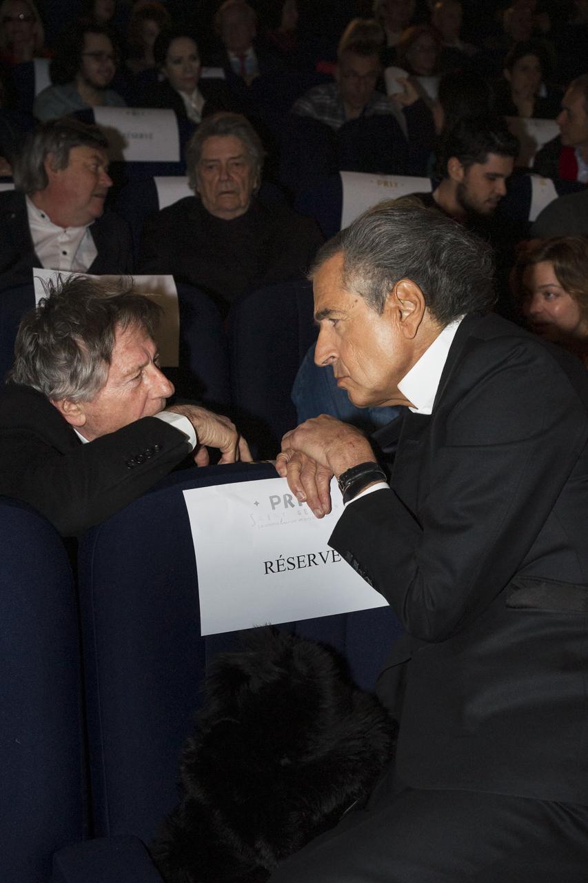 Prix-Saint-Germain-Roman-Polanski-Bernard-Henri-Levy