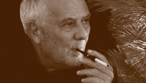 Philippe Sollers © Sophie Zhang