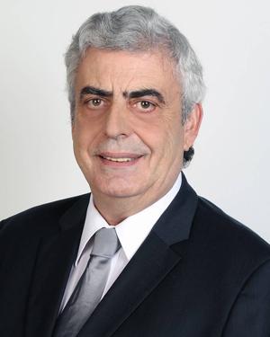 Bernard Baisson, candidat Front National pour les municipales dans les Angles