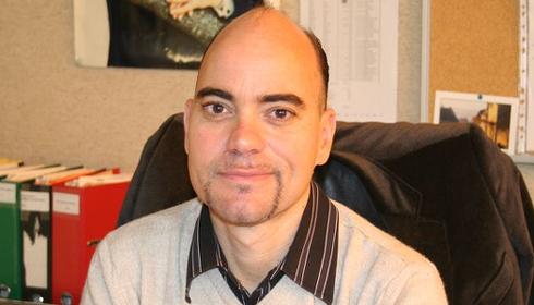Eric Domard, conseiller spécial de Marine Le Pen