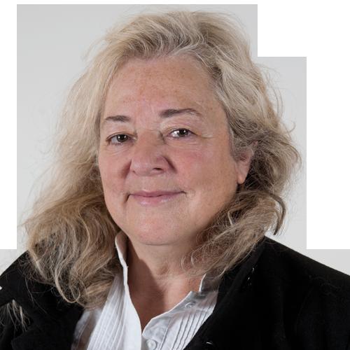 Catherine Rouvier, candidate Front National-Rassemblement Bleu Marine pour les élections municipales 2014 d'Aix-en-Provence