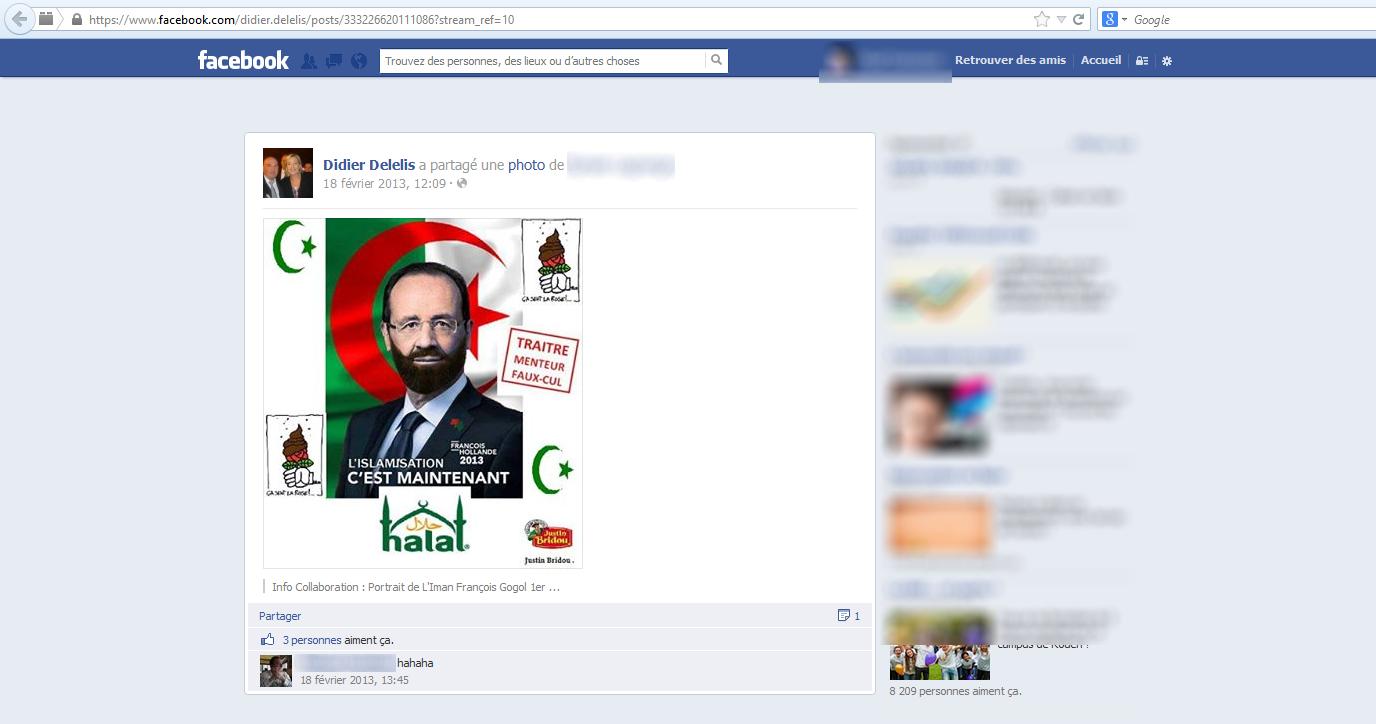 Didier-Delelis-Hollande-et-islamisation