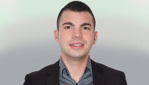 Fabien Engelmann candidat Front national aux élections municipales de Hayange
