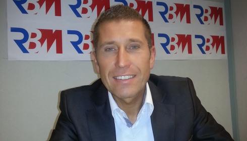 Laurent Salles, candidat Front National pour les élections municipales de Suresnes
