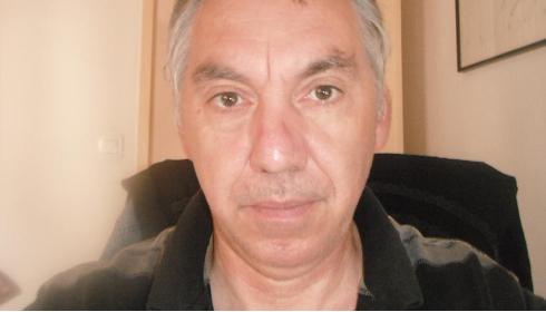 Jean-François Baillou, candidat Front National pour les élections municipales à la mairie de Saint-André de Cubzac