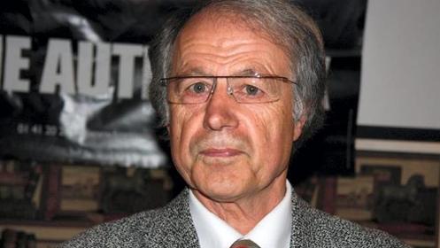 Louis Noguès, candidat Front National aux élections municipales du Mans