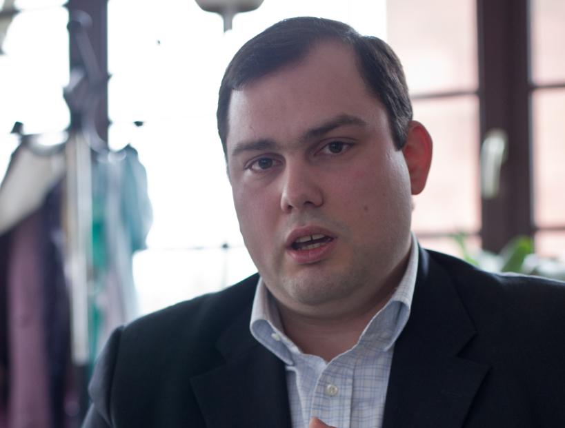 Louis-Armand de Béjarry, candidat Front National aux élections municipales à Maubeuge