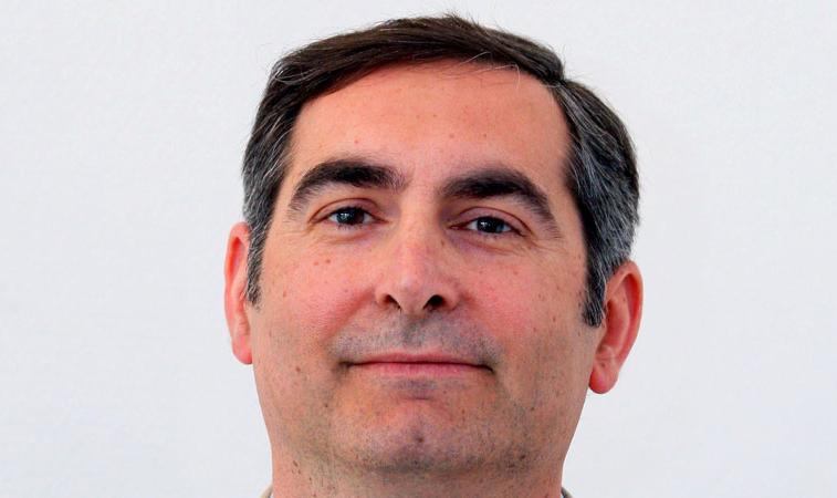 Stéphane Poncet, candidat FN dont l'exclusion a été annoncée à deux reprises. Il est pourtant toujours candidat.