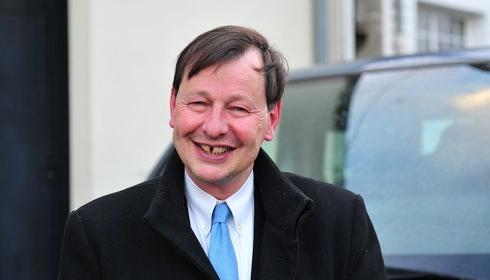 Jean Christophe Gruau, candidat Front National aux élections municipales de Laval