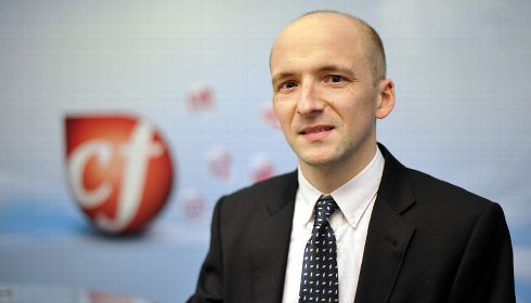 Thibaut Brière Saunier, candidat Front national à la mairie de Chartres