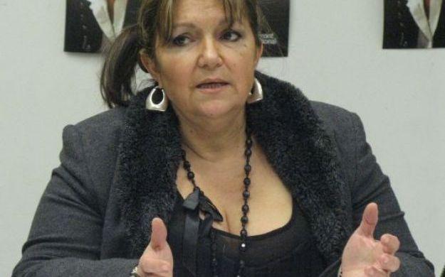 Sylviane Boulet est la candidate du FN à la mairie de Cergy.