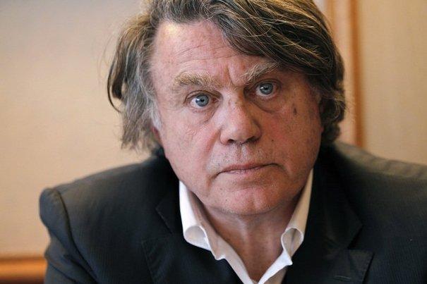 Gilbert Collard est le candidat Rassemblement bleu marine à la mairie de Saint-Gilles.