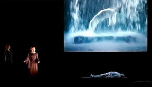 Tristan und Isolde par Philippe Jordan, à l'Opéra de Paris jusqu'au 4 mai © Photo : Ruth Waltz/ONP