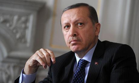 Recep Tayyip Erdogan, Premier ministre turc.