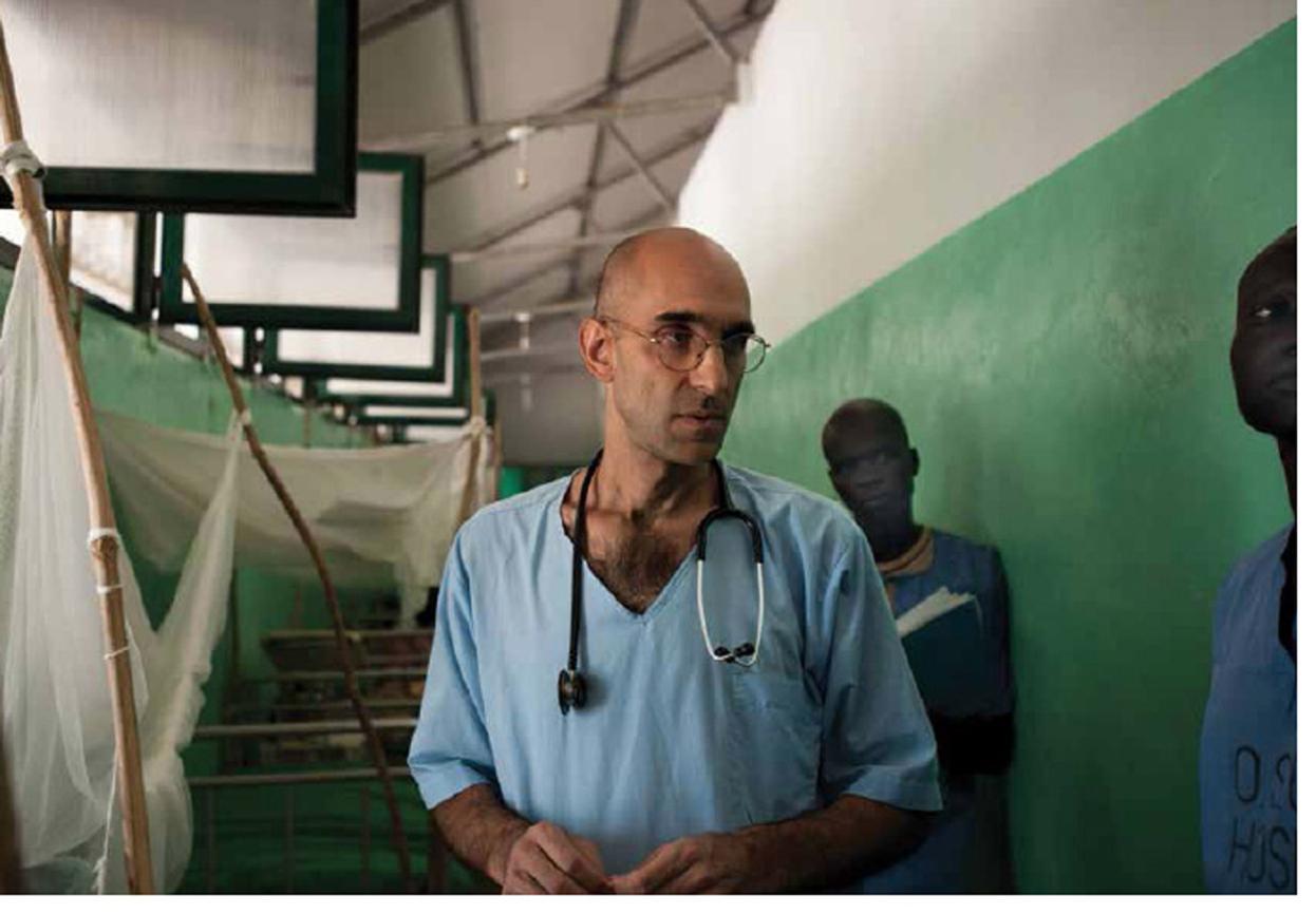Tom Catena, chirurgien dans le Sud-Kordofan au Soudan.