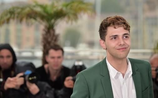 Xavier Dolan au Festival de Cannes 2014.